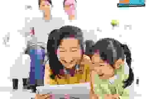 Đầu tư thông minh - Con giỏi tiếng Anh xuất chúng