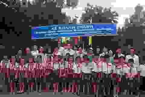 Ngân hàng Quốc Dân khánh thành cầu dân sinh tại Đồng Bằng Sông Cửu Long