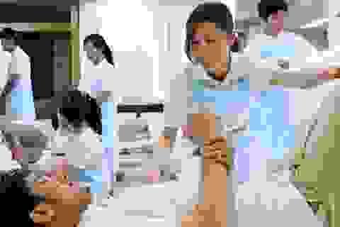 Nhật Bản tiếp nhận 10.000 điều dưỡng viên Việt Nam sang làm việc