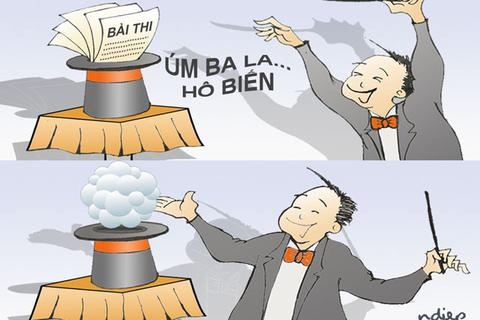 """Biến mất do… """"biến đổi khí hậu""""!"""