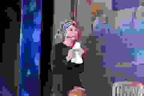 Vai diễn đầu đời của Hoa khôi Bảo Ngọc