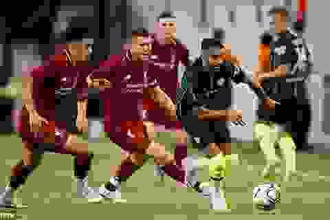 Liverpool 2-1 Man City: Salah, Mane tạo nên màn ngược dòng
