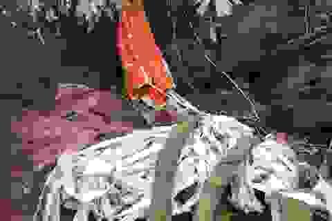 Đã tìm thấy hộp đen của máy bay Su-22 rơi ở Nghệ An