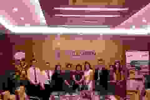 Lễ ký kết hợp tác giữa trường Wellspring Hà Nội và IDP Việt Nam