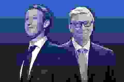 Mark Zuckerberg thành công nhờ học theo Bill Gates