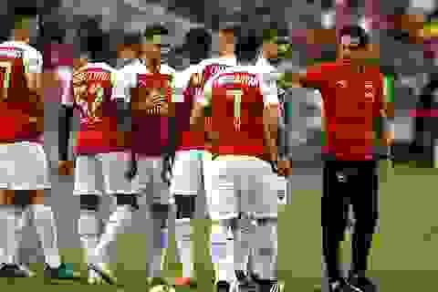 Đá luân lưu quá tệ, Arsenal ngậm ngùi thua Atletico Madrid