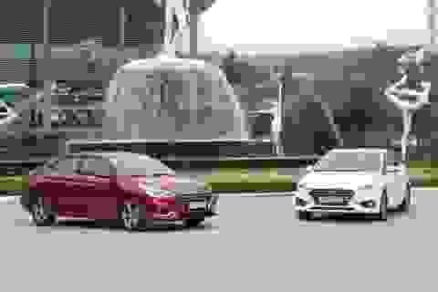 Điều gì mang đến doanh số khủng cho Hyundai Accent 2018?