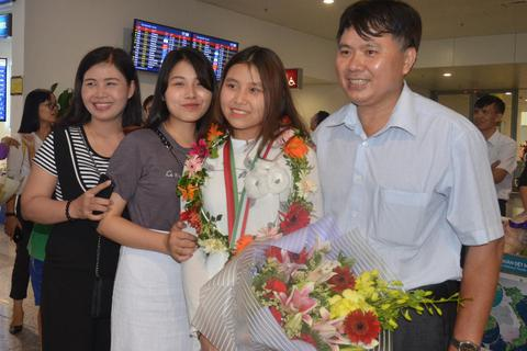 """Hoa khôi đất Cảng giành Huy chương vàng Olympic Sinh học quốc tế: """"Không có gì để tiếc nuối"""""""