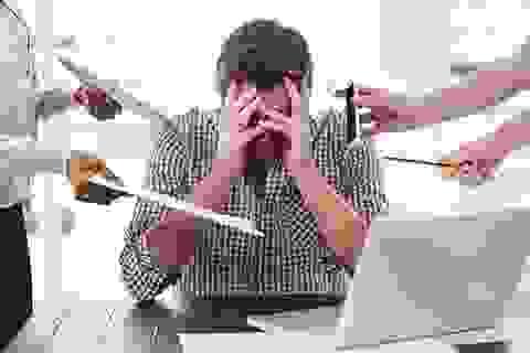 """Muốn giảm stress công sở: Đừng ngần ngại, hãy thẳng thắn nói """"không""""!"""