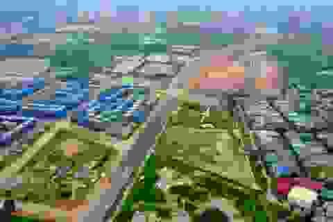 Bộ Tài chính đề nghị tạm dừng dùng quỹ đất thanh toán cho dự án BT