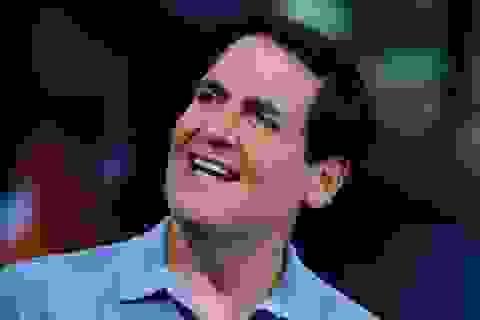 """Tỷ phú Mark Cuban tiết lộ kỹ năng """"hái ra tiền"""" trong 10 năm tới"""