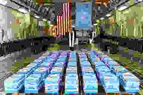 Vì sao các hài cốt Triều Tiên trao trả cho Mỹ được phủ cờ Liên Hợp Quốc?