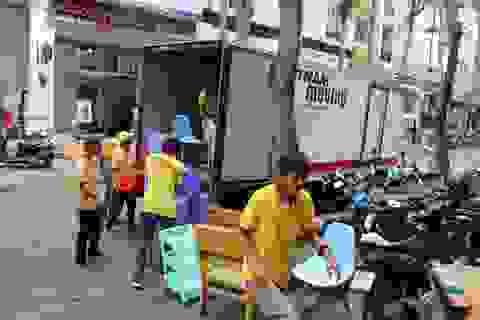 Dịch vụ taxi tải chuyển nhà trọn gói giá rẻ TPHCM – chỉ từ 140k tại Vietnam Moving
