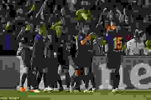 """Barcelona hạ gục Tottenham trên loạt """"đấu súng"""""""