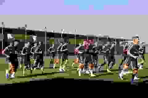 Real Madrid mang binh hùng tướng mạnh dự IC Cup 2018