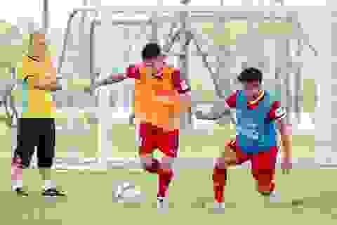 Đâu là mục tiêu phù hợp cho Olympic Việt Nam tại Asiad 2018?