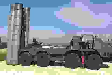 """""""Lá chắn thép"""" Nga bắn hạ máy bay không người lái tiếp cận căn cứ ở Syria"""