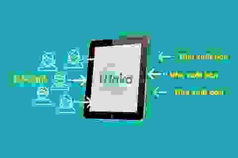 Waka theo đuổi mô hình kinh doanh nền tảng trong lĩnh vực sách điện tử
