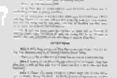 Thái Nguyên: Nữ giáo viên mệt mỏi đi khiếu kiện vì cho rằng bị kỷ luật, điều chuyển do tố cáo tiêu cực