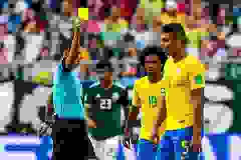 5 điểm nhấn từ chiến thắng của Brazil trước Mexico