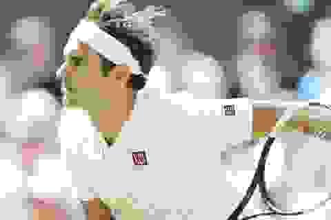 Wimbledon: Federer thắng nhanh, Dimitrov bị loại sớm
