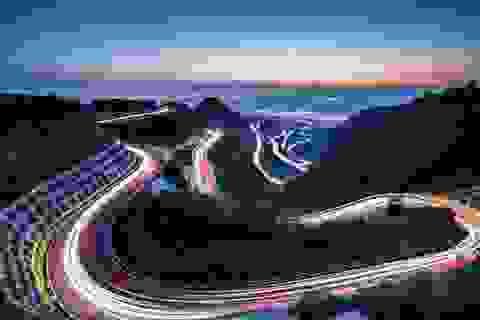 Ngỡ ngàng với cảnh đẹp thiên nhiên ở Đài Trung - Đài Loan