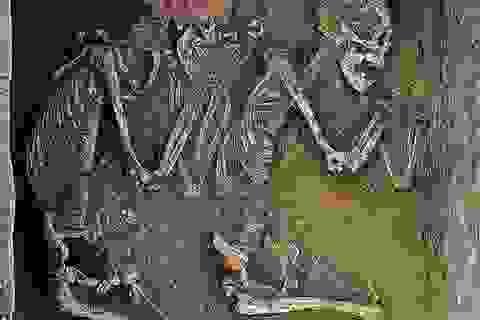 Tìm thấy hài cốt đôi tình nhân nằm bên nhau trong ngôi mộ cổ suốt 5000 năm