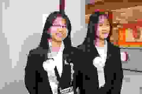 Thủ khoa đầu vào ngành Kinh doanh quốc tế chia sẻ lý do chọn ngành