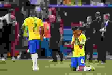 Neymar lần đầu thừa nhận đã ăn vạ ở World Cup 2018