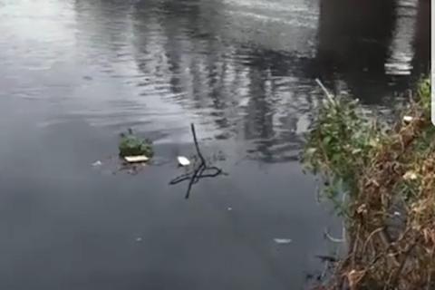 """Sông Cầu đang """"giãy chết"""", bệnh đã tìm ra sao không """"cấp cứu""""?"""