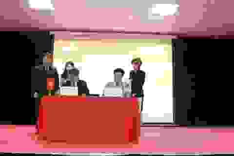ĐH Chosun - Hàn Quốc trao đổi giảng viên, tài liệu học tập với trường ĐH Thành Đô