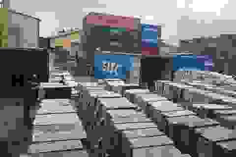 Thủ tướng yêu cầu Bộ Công an, Bộ Giao thông vào cuộc vụ phế liệu ùn ứ tại cảng