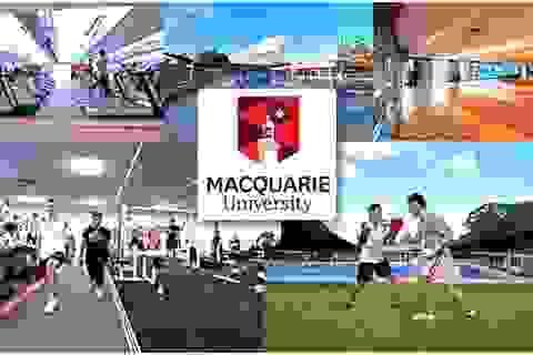 Vi vu du học Úc và rinh học bổng 700 triệu từ đại học Macquarie, Sydney