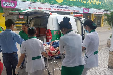 Vỡ thai ngoài tử cung, bệnh nhân suýt tử vong