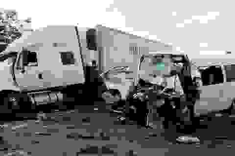 Vụ xe rước dâu gặp nạn thảm khốc: Chủ xe bất ngờ vì xe chưa được sang tên