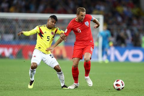 """Colombia 1-1 Anh (penalty 3-4): Màn """"đấu súng"""" thót tim"""