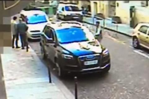 Hy hữu xe chở tài liệu mật quân sự Israel bị trộm trước mắt vệ sĩ