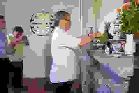 Thường trực Ban Bí thư thăm di tích lịch sử Tàu không số Phú Yên
