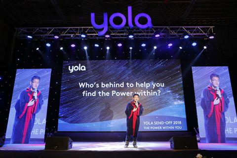 YOLA Send-Off 2018 - Để sức mạnh tiềm năng không còn ngủ yên