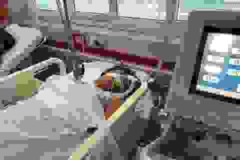 Phát hoảng với thân nhiệt bệnh nhân lên đến 41 độ C, nghi ngờ do nắng nóng