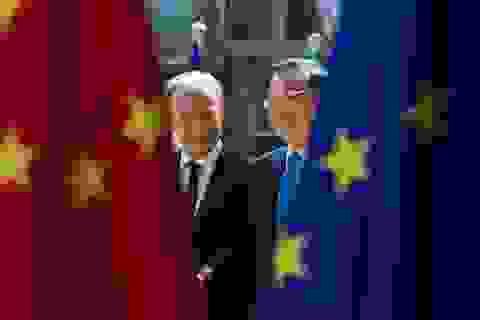 """EU từ chối """"bắt tay"""" Trung Quốc chống lại đồng minh Mỹ"""
