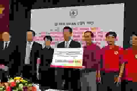 Trung Quốc hỗ trợ Việt Nam 4 tỷ đồng khắc phục thiệt hại do mưa lũ