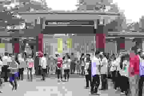 Công bố điểm chuẩn 2 ngôi trường THPT danh tiếng xứ Nghệ