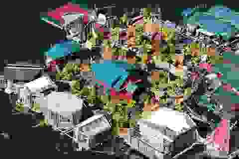 """Cặp đôi dành 20 năm xây dựng cả một hòn đảo làm """"chốn nương thân"""""""