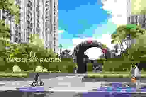 Dự án Imperia Sky Garden: Tung quà khủng ngay sau ngày ra mắt