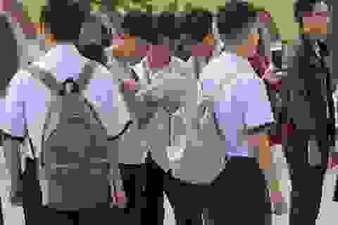 Trường ĐH Sư phạm TPHCM điểm sàn từ 16-20, ĐH Kiến trúc TPHCM xét tuyển từ 15-18 điểm