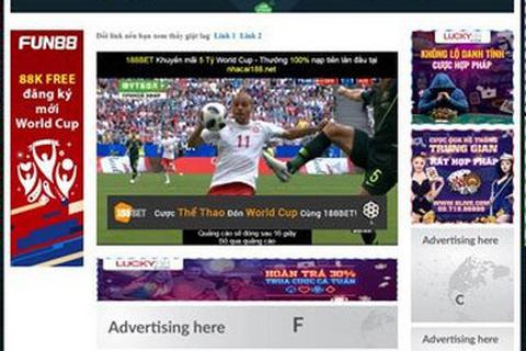 """Dân mạng tẩy chay các trang phát """"lậu"""" World Cup vì lo ngại bị ngừng phát sóng"""