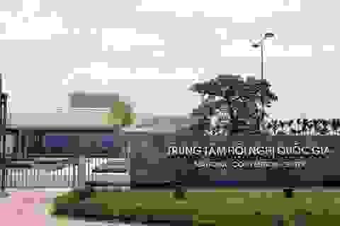 Đề xuất xây bể bơi, sân tennis ở khu biệt thự Trung tâm hội nghị Quốc gia