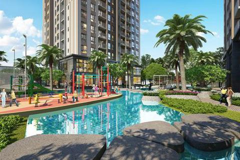 Dự án cận thủy nâng tầm giá trị bất động sản khu Đông Sài Gòn