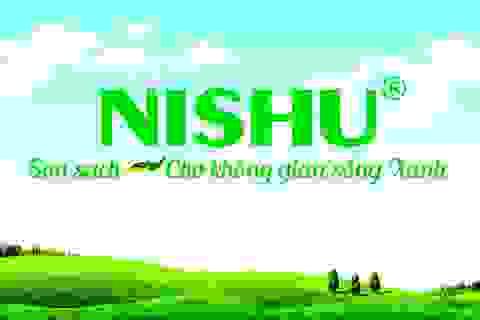 Trở thành nhà phân phối độc quyền Nishu